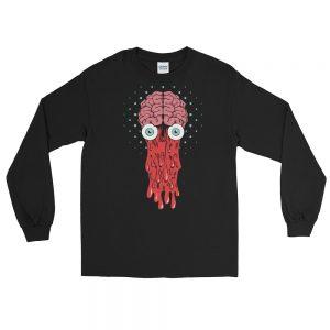 Bad Brain Men's Long Sleeve Shirt