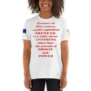 Short-Sleeve Unisex T-Shirt Maggie