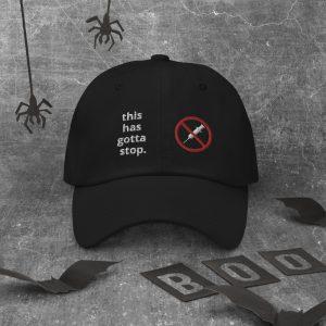 Hat - This has gotta stop.