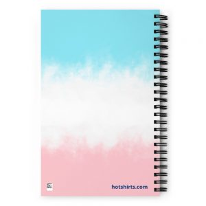 Notebook - I believe in civil liberties.